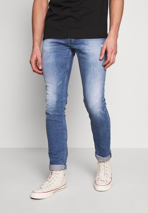 TEPPHAR-X - Jeans Skinny Fit - blue denim