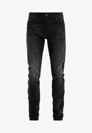 TEPPHAR-X - Skinny džíny - black denim