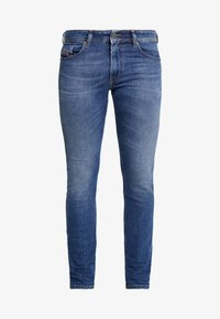 Diesel - THOMMER-X - Slim fit jeans - 0096E01 - 4