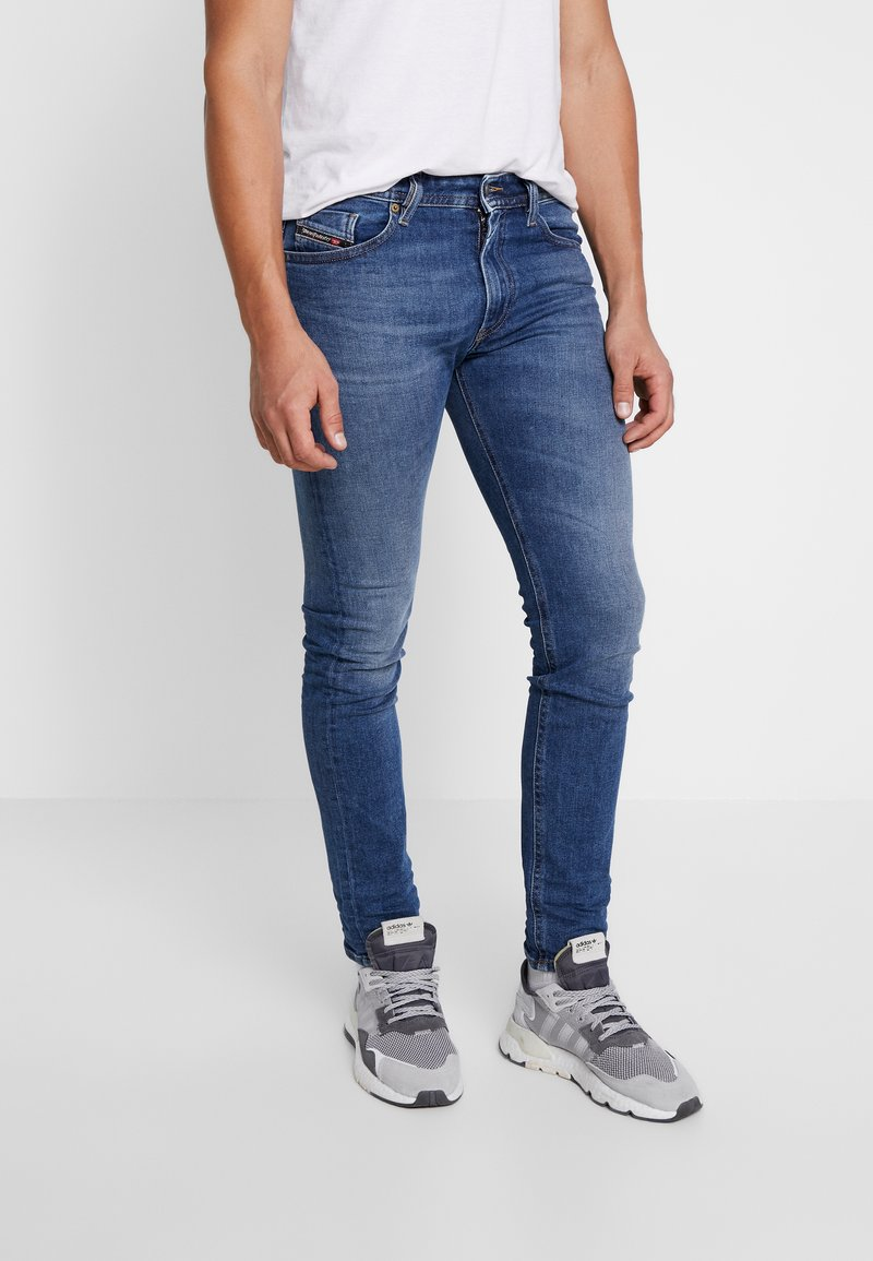 Diesel - THOMMER-X - Slim fit jeans - 0096E01