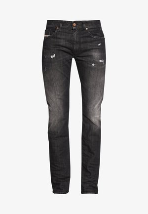 THOMMER-X - Slim fit -farkut - black denim