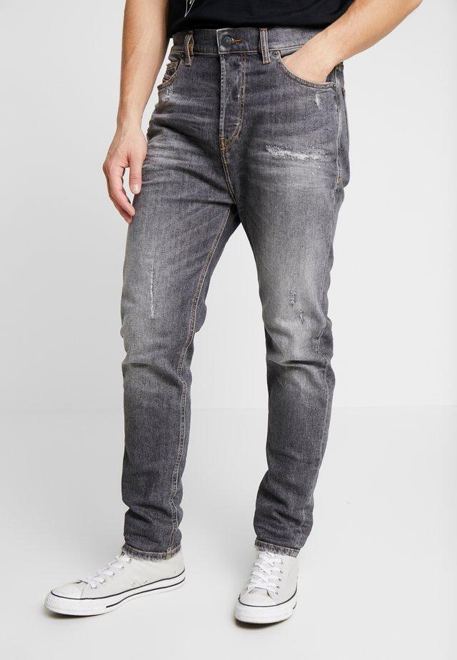 D-VIDER - Slim fit jeans - grey denim
