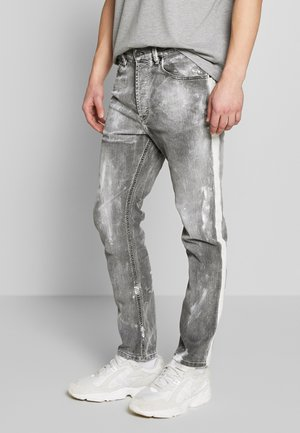 D-EETAR - Jeans Tapered Fit - grey denim