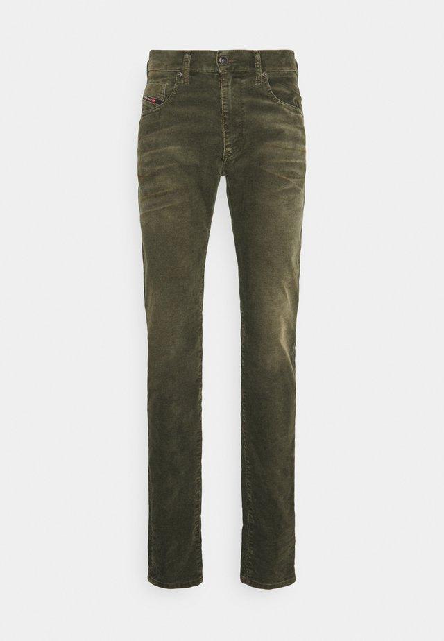 D-STRUKT - Trousers - olive