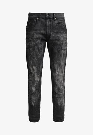 D-STRUKT - Jeans slim fit - black denim