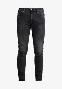 Diesel - D-AMNY-X - Jeans slim fit - black denim - 4