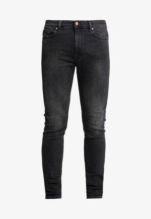 D-AMNY-X - Jeans slim fit - black denim