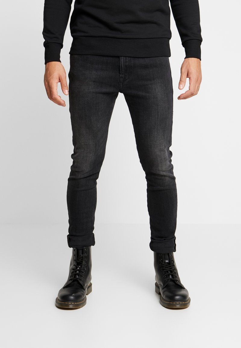 Diesel - D-AMNY-X - Jeans slim fit - black denim