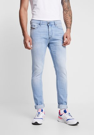 D-LUSTER - Slim fit -farkut - light-blue