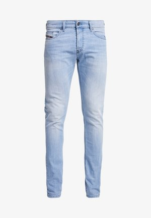 D-LUSTER - Džíny Slim Fit - light-blue