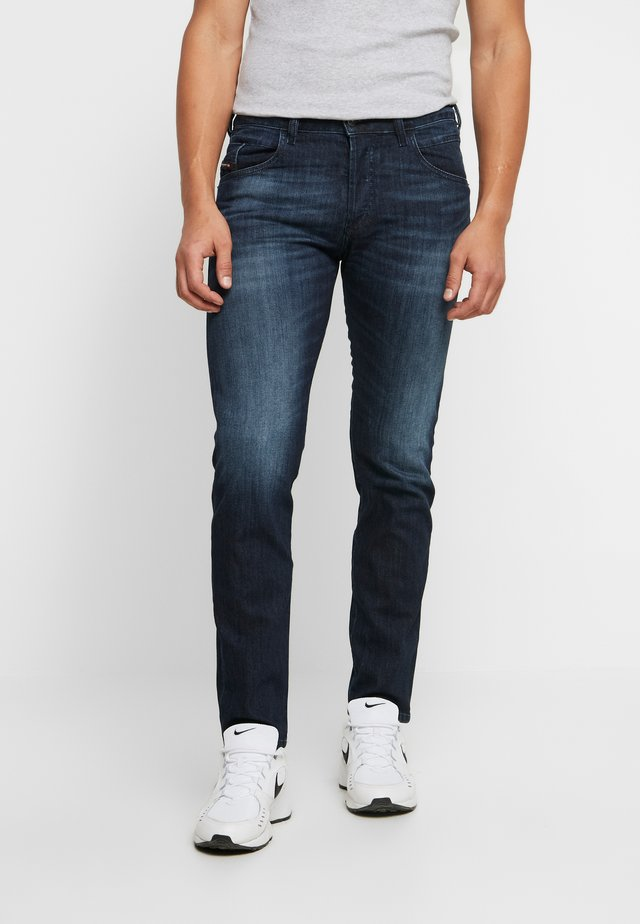 D-BAZER - Slim fit jeans - dark blue denim