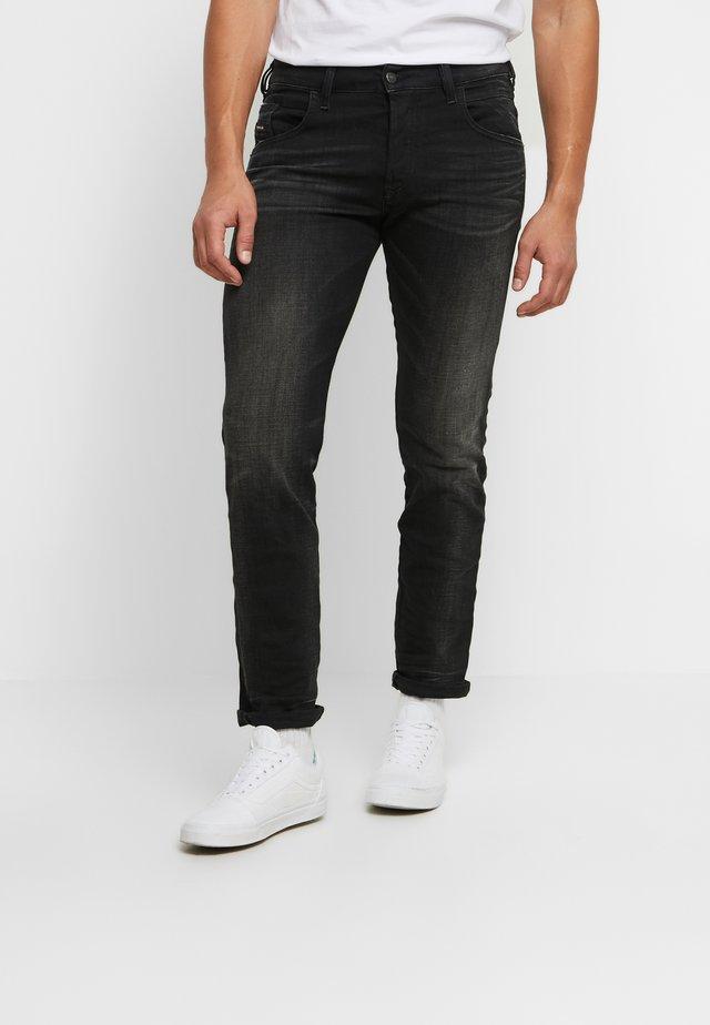 D-BAZER - Slim fit jeans - black denim