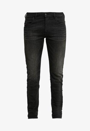 D-BAZER - Jean slim - black denim