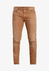 Diesel - THOMMER-SP - Jeansy Slim Fit - ochre - 4