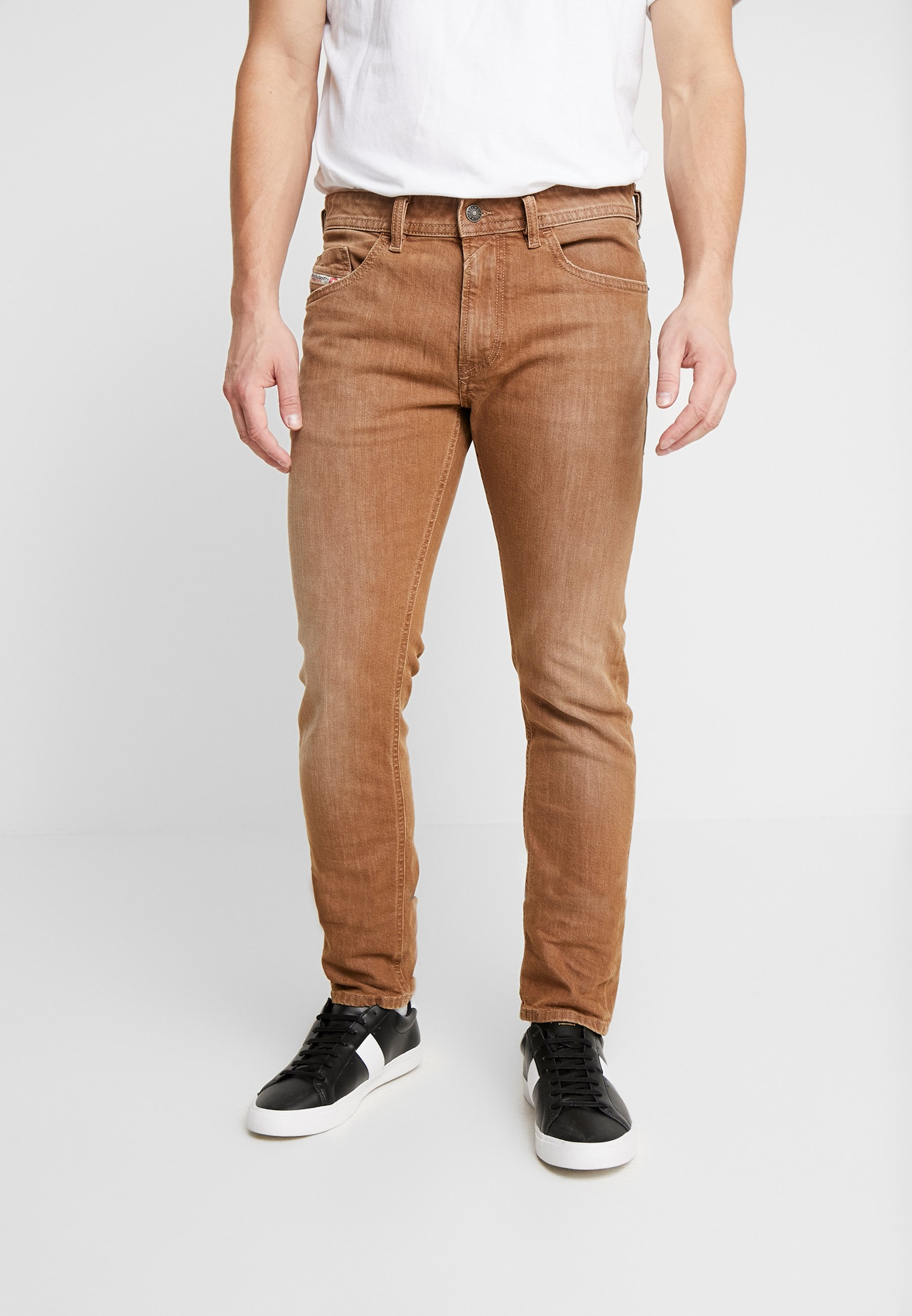 Bruine Heren jeans online kopen   Gratis verzending   ZALANDO