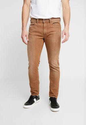 THOMMER-SP - Jean slim - ochre