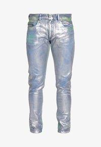 Diesel - Slim fit jeans - silver - 4