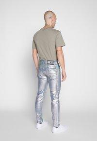 Diesel - Slim fit jeans - silver - 2