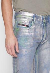 Diesel - Slim fit jeans - silver - 3