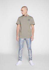 Diesel - Slim fit jeans - silver - 1