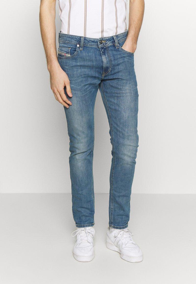 Diesel - THOMMER-X - Slim fit jeans - light-blue denim