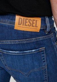 Diesel - SLEENKER - Jeans Skinny Fit - 0097t01 - 4