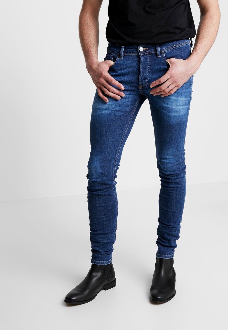 Diesel - SLEENKER - Jeans Skinny Fit - 0097t01