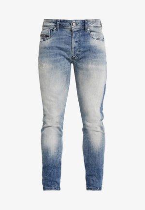 SLEENKER - Skinny džíny - light-blue denim