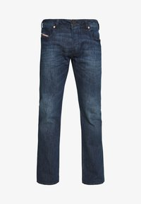 Diesel - ZATINY - Jeans Bootcut - dark blue denim - 4