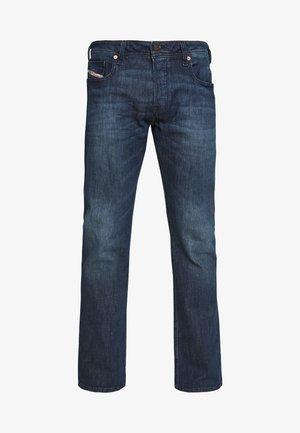 ZATINY - Bootcut jeans - dark blue denim