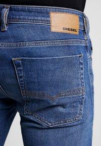 Diesel - ZATINY - Jean bootcut - 0096E01 - 5