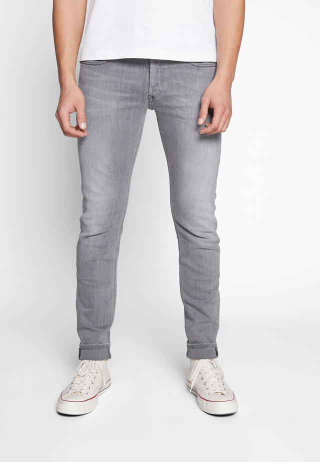 SLEENKER-X - Slim fit -farkut - grey  denim