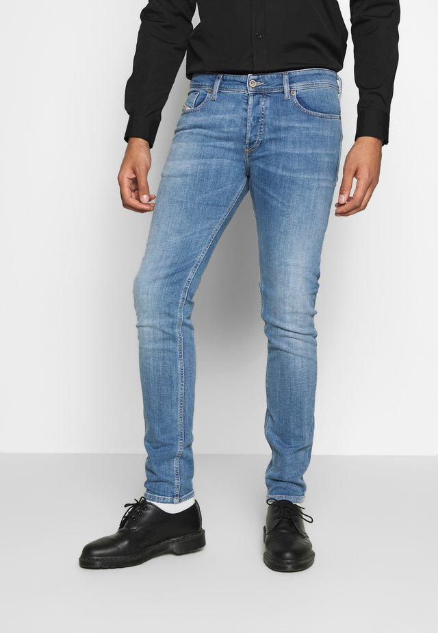 SLEENKER-X - Jeans Slim Fit - light-blue denim