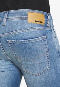 Diesel - SLEENKER-X - Jean slim - light-blue denim - 5