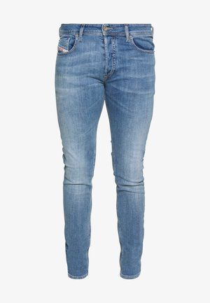 SLEENKER-X - Slim fit jeans - light-blue denim