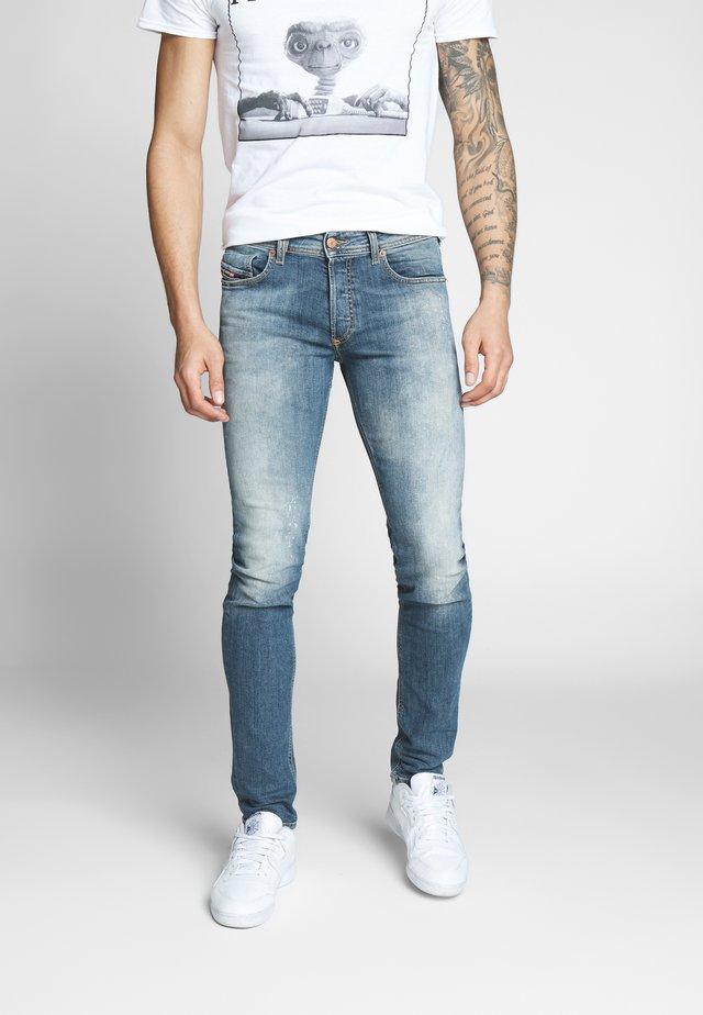 SLEENKER-X - Slim fit -farkut - blue denim