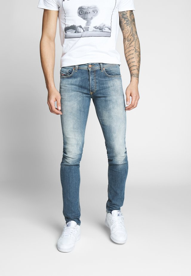 SLEENKER-X - Slim fit jeans - blue denim
