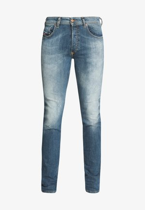 SLEENKER-X - Vaqueros slim fit - blue denim