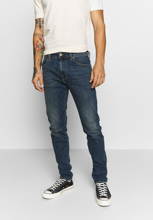 THOMMER-X - Jeans slim fit - dark-blue denim