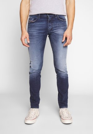 THOMMER-X - Slim fit -farkut - dark-blue denim