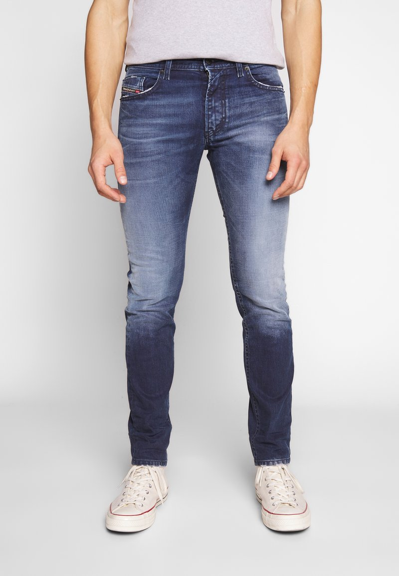 Diesel - THOMMER-X - Jeans slim fit - dark-blue denim