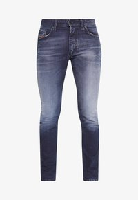 Diesel - THOMMER-X - Jeans slim fit - dark-blue denim - 4