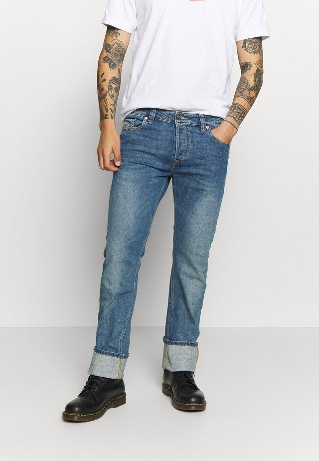 SAFADO-X - Straight leg jeans - blue denim