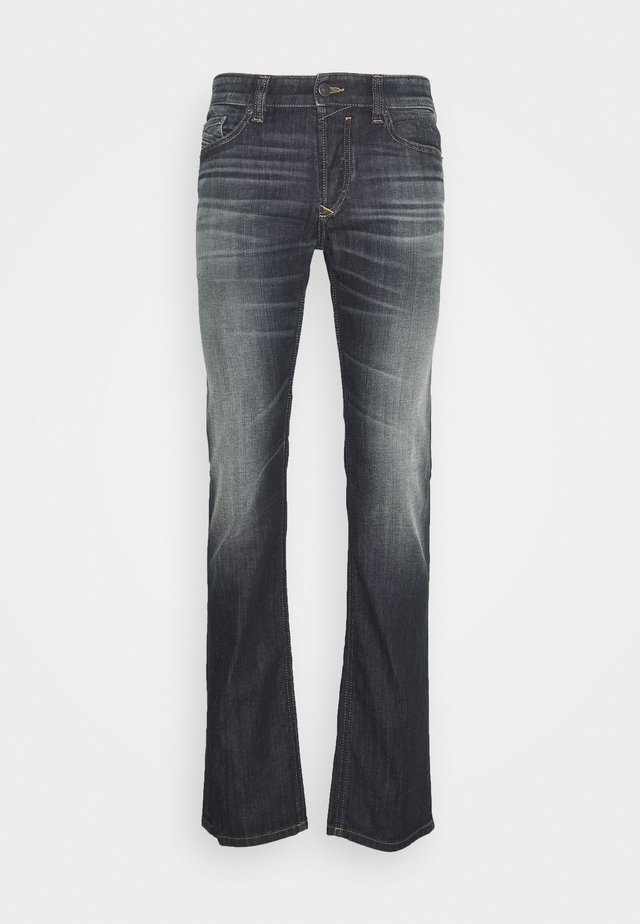 SAFADO-X - Straight leg jeans - dark-blue denim