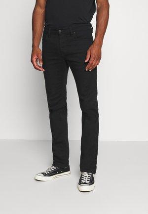 SAFADO-X - Džíny Straight Fit - black denim