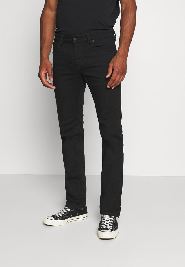 SAFADO-X - Jeans straight leg - black denim