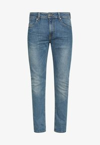 Diesel - LARKEE - Straight leg jeans - light blue denim