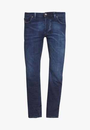LARKEE - Džíny Straight Fit - dark-blue denim