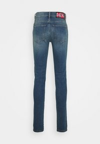 Diesel - D-ISTORT-SP3 - Jeans slim fit - blue denim - 1