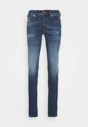 SLEENKER-X - Jean slim - blue denim
